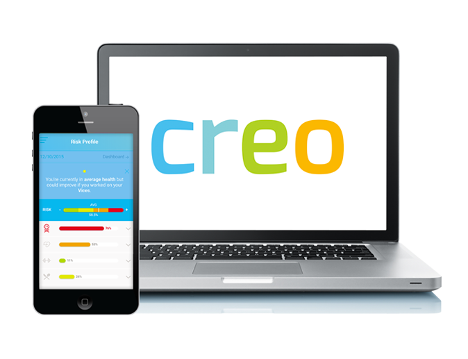 Personal Profiles on Creo
